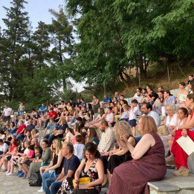 kozan.gr: Ωραία μουσική ατμόσφαιρα, στο Υπαίθριο Θέατρο Σερβίων, το βράδυ της Κυριακής 27/6, στην καλοκαιρινή συναυλία του Δημοτικού Ωδείου Σερβίων  (Βίντεο & Φωτογραφίες)