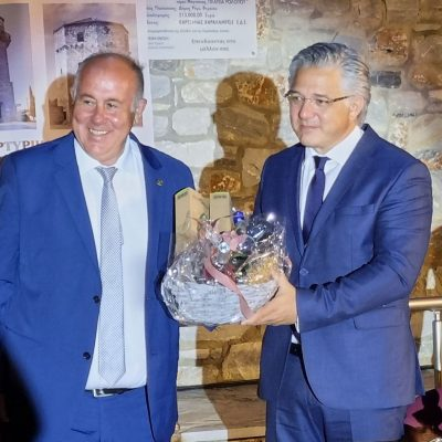Στο Βελεστίνο μετέβη το διήμερο 26 και 27 Ιουνίου ο Δήμαρχος Βοΐου X. Zεύκλης – Αδελφοποίηση των δήμων Βοΐου, Ρήγα Φεραίου, Χίου, Ζίτσας, Καστοριάς και Λευκωσίας