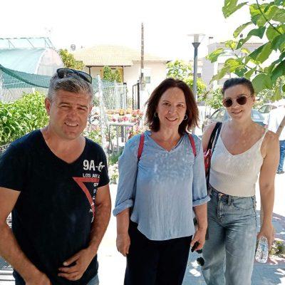 Καλλιόπη Βέττα: «Όχι στην δημιουργία ΧΥΤΑΜ στη ΜΑΒΕ – Παρακολούθηση της συναυλίας του Δημοτικού Ωδείου Σερβίων και περιοδεία στην λαϊκή αγορά της περιοχής»