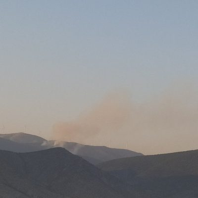 kozan.gr: Σε εξέλιξη, από τις 19:10, φωτιά σε περιοχή πάνω από το Βοσκοχώρι του Δήμου Κοζάνης  στη Δημοτική Ενότητα Ελλησπόντου – Στο σημείο επιχειρούν 10 οχήματα και 31 πυροσβέστες – Έχει καεί χορτολιβαδική έκταση ενώ γίνονται προσπάθειες να μην περάσει η φωτιά σε δασική έκταση (Φωτογραφίες)