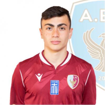 ΑΕΠ Κοζάνης: Στη προετοιμασία της Σλάβιας Πράγας ο 16χρονος Μιχάλης Βοριαζίδης