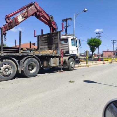 kozan.gr: Πτολεμαίδα: Ξεκίνησαν οι εργασίες για την κατασκευή του κεντρικού αγωγού τηλεθέρμανσης για την τροφοδότηση των Εργατικών Κατοικιών και του οικισμού Νέας Καρδιάς (Φωτογραφίες)