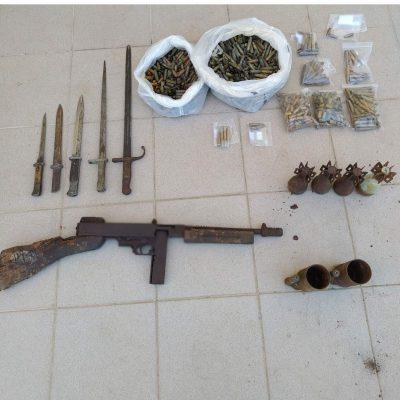 Συνελήφθη 51χρονος σε περιοχή της Καστοριάς  για παράβαση νομοθεσίας περί όπλων (Φωτογραφία)