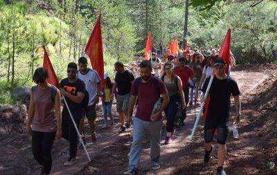 Με μεγάλη επιτυχία ολοκληρώθηκε νωρίτερα σήμερα το διήμερο τωνΟργανώσεων Δυτικής Μακεδονίας του ΚΚΕ και της ΚΝΕ στο Νεστόριο Καστοριάς (Φωτογραφίες)