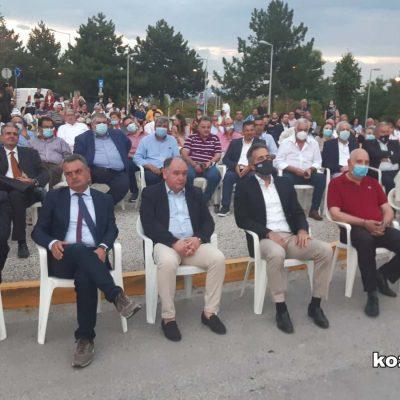 kozan.gr: Μποδοσάκειο: Τίμησαν αυτούς που τους τίμησαν την περίοδο της πανδημίας (22 Φωτογραφίες και Βίντεο 10′)