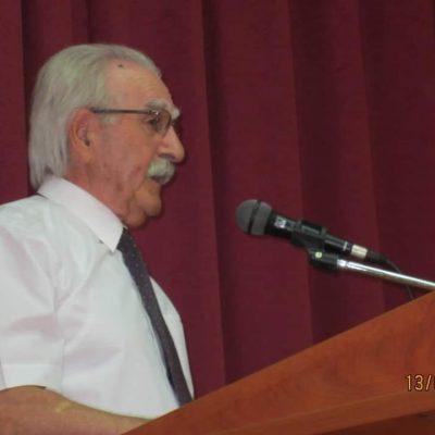 kozan.gr: Έφυγε από τη ζωή, σήμερα το πρωί, σε ηλικία 91 ετών, ο γεννηθείς στο Τσοτύλι, καταξιωμένος δημοσιογράφος Γεράσιμος Δώσσας