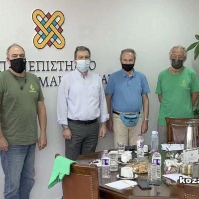 Συνεχίστηκαν και την Τρίτη 6 Ιουλίου οι επαφές των Πράσινων στους λιγνιτικούς δήμους της Δυτικής Μακεδονίας