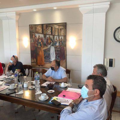 Συνεδρίασε το Διοικητικό Συμβούλιο  της Εταιρείας Τουρισμού Δυτικής Μακεδονίας