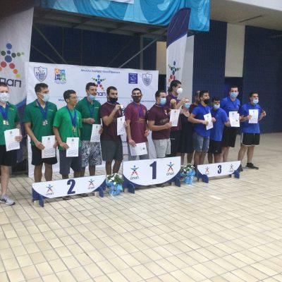 Συγχαρητήριο μήνυμα στους αθλητές από τη περιοχή μας που διακρίθηκαν στο Πανελλήνιο πρωτάθλημα Κολύμβησης για ΑμεΑ