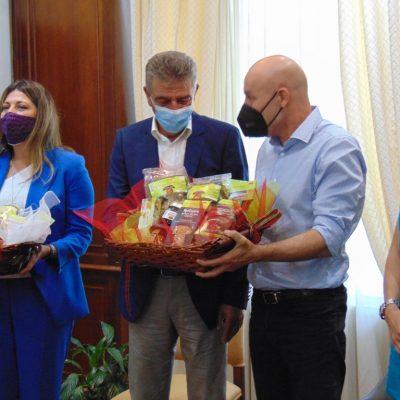 Δήμος Γρεβενών: Ο τουρισμός στην πρώτη γραμμή-Κυβερνητικό κλιμάκιο στο πέτρινο γεφύρι της Πορτίτσας-«Μια μεγάλη μέρα για τον τόπο μας» είπε ο Δήμαρχος Γιώργος Δασταμάνης