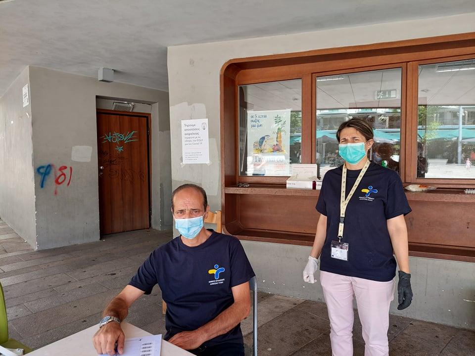 Δήμος Κοζάνης: Rapid tests για την covid19 την Πέμπτη 29 Ιουλίου, 10:00 – 13:00, στην κεντρική πλατεία