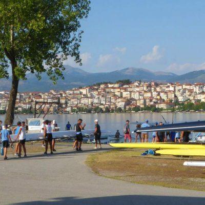 Με αριθμό ρεκόρ σε συμμετέχοντες αθλητές ξεκινάει αύριο στην Καστοριά  το 87ο Πανελλήνιο Πρωτάθλημα Κωπηλασίας
