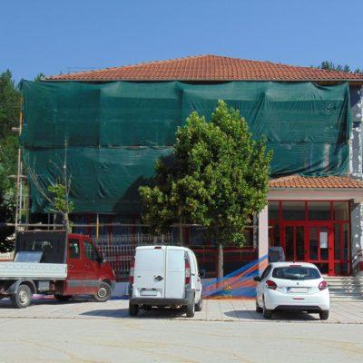 Δήμος Γρεβενών: Σε πλήρη εξέλιξη η ενεργειακή αναβάθμιση του 4ου και 5ου Δημοτικού Σχολείου