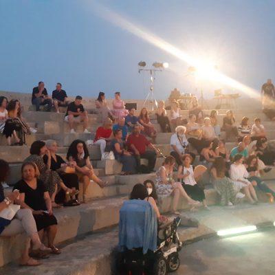 """kozan.gr: Πραγματοποιήθηκε, το βράδυ της Τετάρτης 14 Ιουλίου, στο θεατράκι του πάρκου εκτάκτων αναγκών Πτολεμαΐδας, η θεατρική παράσταση """"Ειδικές Περιστάσεις"""" του ΔΗ.ΠΕ.ΘΕ Κοζάνης (Φωτογραφίες & Βίντεο)"""