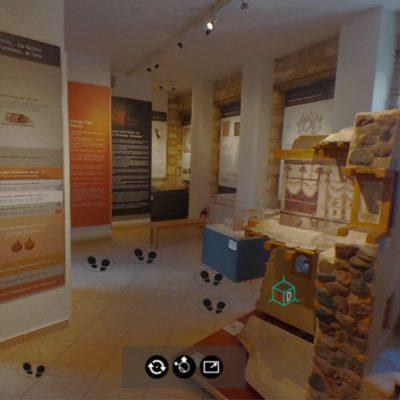 Το Ινστιτούτο Παραδοσιακής Αρχιτεκτονικής και Πολιτιστικής Κληρονομιάς του Π.Ε.Κ. ΤΗΜΕΝΟΣ του Πανεπιστημίου Δυτικής Μακεδονίας, ολοκλήρωσε την ψηφιακή περιήγηση του Μουσείου Ηρακλειδών, στο Θησείο