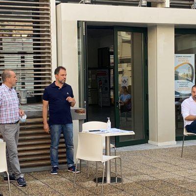 Δήμος Κοζάνης: Θετικός ο απολογισμός των B2B συναντήσεων τοπικών παραγωγών με εκπροσώπους καταστημάτων λιανικής