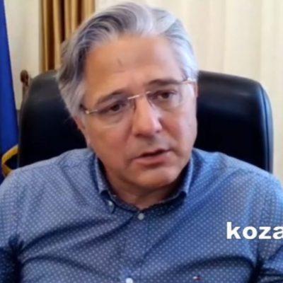 "kozan.gr: Χ. Ζευκλής: ""Αρχίσαμε να έχουμε και πάλι κρούσματα στο Δήμο Βοΐου. Έχουμε 10 την τελευταία περίοδο"" (Bίντεο)"