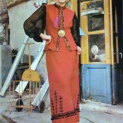 Καίτη Δαρδουφα: Η διάσημη Κοζανίτισσα σχεδιάστρια μόδας που έκανε γνωστή την Κοζάνη όχι μόνο στην Ελλάδα αλλά και στην Ευρώπη (γράφει ο Πολυνείκης Αγγέλης)