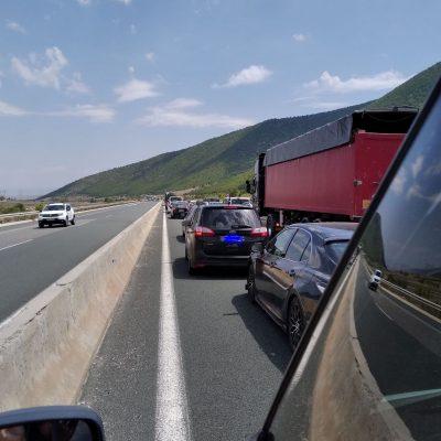 kozan.gr: Συνεχίζονται τα παράπονα ταξιδιωτών και διερχόμενων, για μεγάλες χρονο-καθυστερήσεις, στο μετωπικό σταθμό διοδίων στη Σιάτιστα (Φωτογραφία)