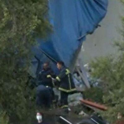 kozan.gr: Η ανακοίνωση του πυροσβεστικού σώματος για την χθεσινή επιχείρηση απεγκλωβισμού του τραυματισμένου οδηγού της νταλίκας που εξετράπη κι ανετράπη στην Εγνατία Οδό 2χλμ. πριν τα διόδια Πολυμύλου