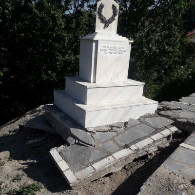 O Δήμαρχος Βελβεντού απαντά στις επώνυμες κι ανώνυμες καταγγελίες σε σχέση με το Μνημείο στην Κοινότητα Καταφυγίου