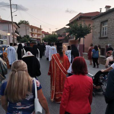 kozan.gr: Πρόστιμο ύψους 1500 ευρώ για τη λιτανεία της εικόνας στην Αγ. Μαρίνα Τσοτυλίου