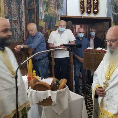 kozan.gr: Πανηγυρίζει, ο Ιερός Ναός του Προφήτη Ηλία (Ψηλός Αηλιάς) στην Κοζάνη (Φωτογραφίες & Βίντεο από το Μέγα Εσπερινό)