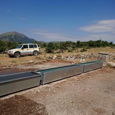 Δήμος Κοζάνης: Νέες ποτίστρες σε κτηνοτροφικές περιοχές