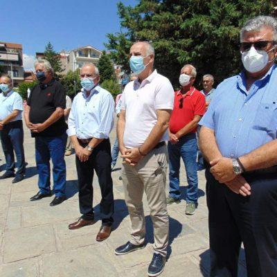 Δήμος Γρεβενών: Εκδήλωση τιμής και μνήμης για τους Αγωνιστές της ΕΛΔΥΚ (Φωτογραφίες)