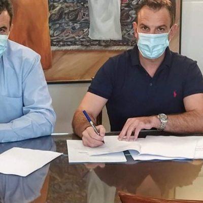 Υπογράφτηκε η Προγραμματική Σύμβαση για την Στήριξη της Επιχειρηματικότητας της Π.Ε. Καστοριάς, προϋπ. 1.000.000 ευρώ από τον Περιφερειάρχη Δυτικής Μακεδονίας Γ. Κασαπίδη και τους τρεις Δημάρχους