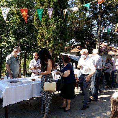 kozan.gr: Οι αρτοποιοί της Κοζάνης τίμησαν τον προστάτη τους Προφήτη Ηλία τελώντας σήμερα Τρίτη την ετήσια αρτοκλασία (Φωτογραφίες)