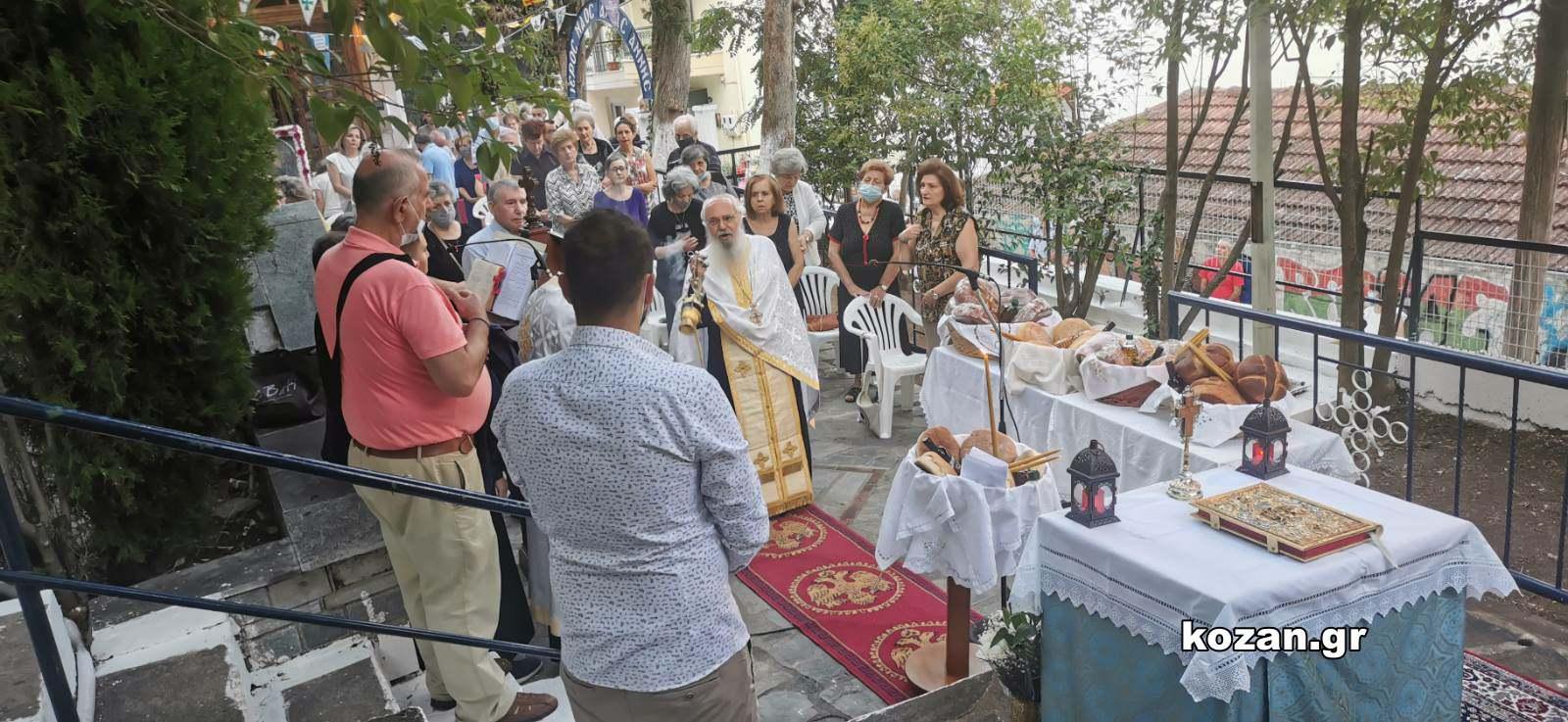 kozan.gr: Κοζάνη: Πανηγυρίζει το Ιερό Εξωκλήσι της Αγίας Άννης – Tελέσθηκε Μέγας Πανηγυρικός Εσπερινός (Φωτογραφίες & Βίντεο)