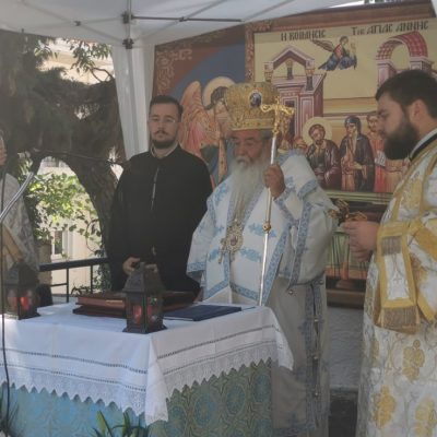 "kozan.gr: Μητροπολίτης Σερβίων & Κοζάνης: ""Εμείς δεν έχουμε θρησκεία έχουμε πίστη"" (Βίντεο & Φωτογραφίες)"