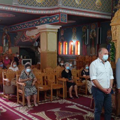 kozan.gr: Φωτογραφίες & βίντεο από τον πανηγυρικό εσπερινό στον Ιερό Ναό Αγ. Παρασκευής στην Κοινότητα Αγ. Παρασκευής του Δήμου Κοζάνης