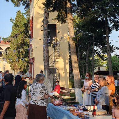 kozan.gr: Ο Μέγας Αρχιερατικός Εσπερινός στον Ι.Ν. Αγίας Παρασκευής στη πόλη της Κοζάνης χοροστατούντος του Μητροπολίτη Σερβίων & Κοζάνης κ.κ. Παύλος, το απόγευμα της Κυριακής 25/7 (Φωτογραφίες & Βίντεο)