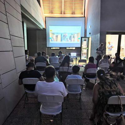 Με επιτυχία ολοκληρώθηκε το πρώτο μέρος προβολής ταινιών στην Βιβλιοθήκη Κοζάνης (ΚΔΒΚ) – Το δεύτερο τον Αύγουστο
