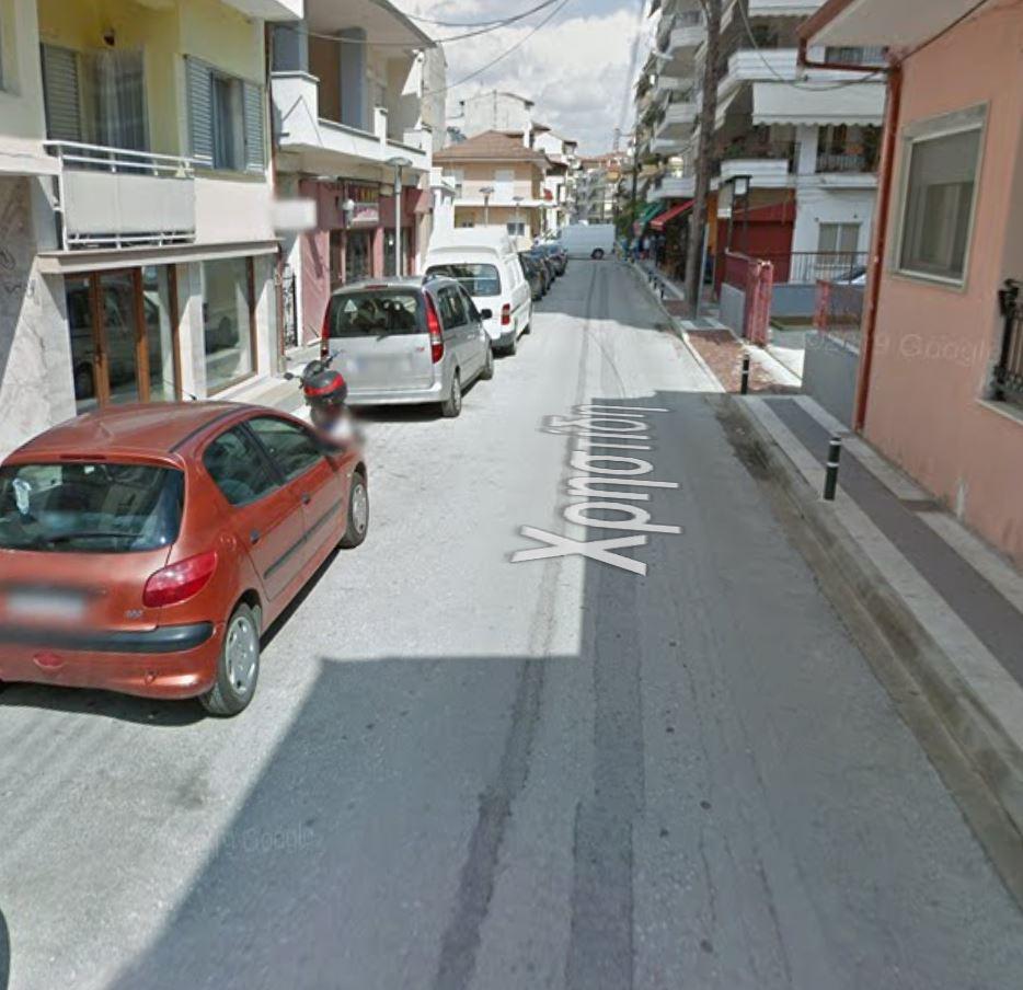 kozan.gr: Πτολεμαίδα: Διακοπή της κυκλοφορίας των οχημάτων σε τμήμα της οδού Ιωάννη Χρηστίδη