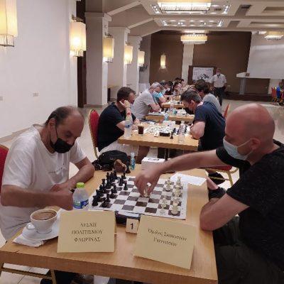 Ξεκινούν από τη Δευτέρα 27/9, τα μαθήματα σκακιού της Σκακιστικής Ακαδημίας Πτολεμαΐδας, για τη νέα περίοδο 2021-2022