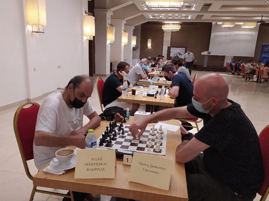ΕΣΣΚΕΔΥΜ: Προκριματικός Όμιλος Σκάκι Α' Εθνικής Κ.Δ.Μακεδονίας 2020
