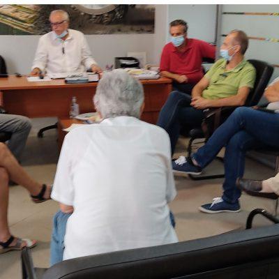 Περιφερειακό Σωματείο Συνταξιούχων ΔΕΗ Δ.Μ.: Ενημερωτική σύσκεψη, με στελέχη της ΔΕΥΑ Κοζάνης, για το μέλλον της τηλεθέρμανσης μετά την βίαιη απολιγνιτοποίηση