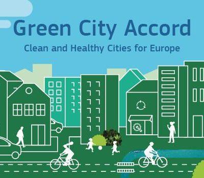 Green City Accord: Η Κοζάνη μέλος στους Πράσινους Δήμους της Ευρώπης
