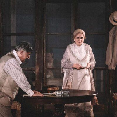 Η προγραμματισμένη για απόψε Τετάρτη 28/7 παράσταση του ΚΘΒΕ «Ταξίδι μιας μεγάλης μέρας μέσα στη νύχτα» στο Υπαίθριο Θέατρο Κοζάνης θα πραγματοποιηθεί κανονικά, εκτός απρόοπτης επιδείνωσης