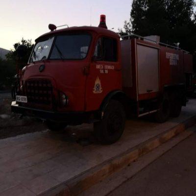 "kozan.gr: To σχόλιο αγανάκτησης της Ένωσης Υπαλλήλων Πυροσβεστικού Σώματος Περιφέρειας Δυτικής Μακεδονίας: ""στάλθηκε ως ενίσχυση στην Αττική σε απόσταση 500 χιλιομέτρων… Αυτοί που το έστειλαν θα ανέβαιναν σε αυτό έστω και για μία βόλτα 5 χιλιομέτρων;"""