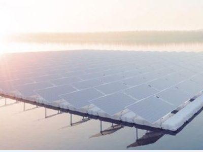 Με το βλέμμα στο…αύριο η «πράσινη» ΔΕΗ επενδύει στα πλωτά φωτοβολταϊκά – 50 MW σε λίμνες ορυχείων και αρδευτικών έργων