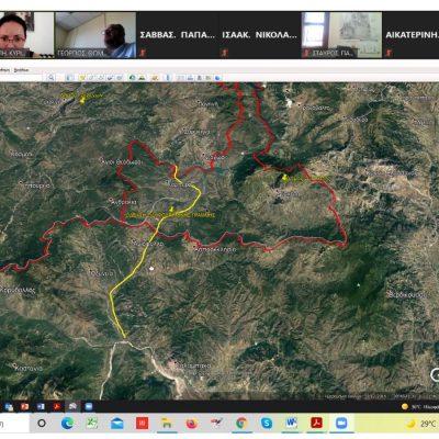 Περιφέρεια Δυτικής Μακεδονίας: Στην Επιτροπή Περιβάλλοντος η «Νέα σιδηροδρομική γραμμή Καλαμπάκα – Δήμητρα»,