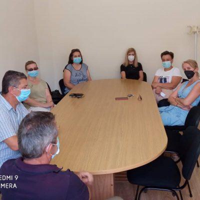 Δήμος Κοζάνης: Αυξημένη φροντίδα σε ευπαθείς ομάδες κατά τη διάρκεια του καύσωνα (Φωτογραφίες)