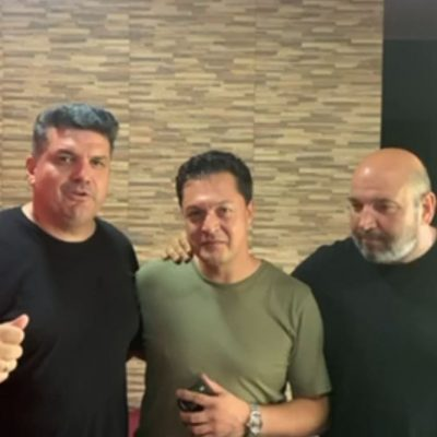 """kozan.gr: Νίκος Ζωϊδάκης, Ματθαίος Τσαχουρίδης & Γιάννης Καψάλης στέλνουν το δικό τους κάλεσμα για την αυριανή μεγάλη συναυλία στα Γρεβενά αποθεώνοντας και τον χρυσό Ολυμπιονίκη Μ. Τεντόγλου: """"Για τον Τεντόγλου που έκανε μεγάλη την Ελλάδα"""" (Βίντεο)"""