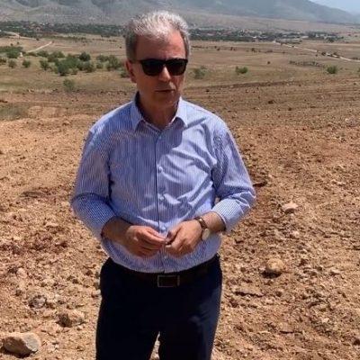 """kozan.gr: Γ. Αμανατίδης από την Ακρινή: """"Δεν θα πρέπει να γίνει καμία ενέργεια εγκατάστασης Φ/Β συστημάτων στην περιοχή αν δεν ξεκαθαρίσει η Πολιτεία τις σκέψεις της και την απόφασή της για το μέλλον της Ακρινής"""""""