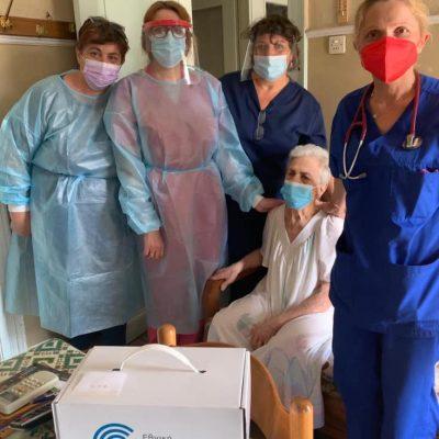 "kozan.gr: Παναγιώτης Μπογιατζίδης, Διοικητής της 3ης ΥΠΕ (Μακεδονίας): ""Πρόγραμμα εμβολιασμού κατ οίκον της 3ης ΥΠΕ. Ξεκινήσαμε ! Λιτόχωρο , Βελβεντό και στις άλλες μονάδες υγείας μας"""