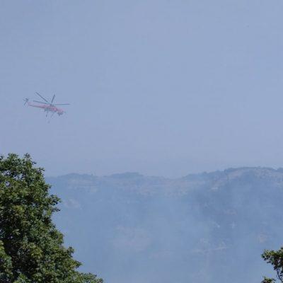 Ενημέρωση για τις Πυρκαγιές στην ΠΕ Κοζάνης, από το γραφείο του Αντιπεριφερειάρχη Π.Ε. Κοζάνης Γ. Τσιούμαρη